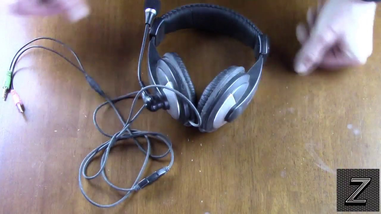 3 5mm jack wiring diagram combo how to convert 3 5 mm headphones and microphones to usb youtube  how to convert 3 5 mm headphones and
