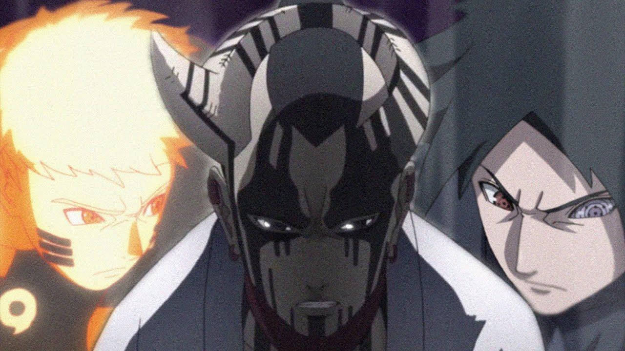 LA MAUVAISE NOUVELLE ? (Sasuke et Naruto affrontent JIGEN)
