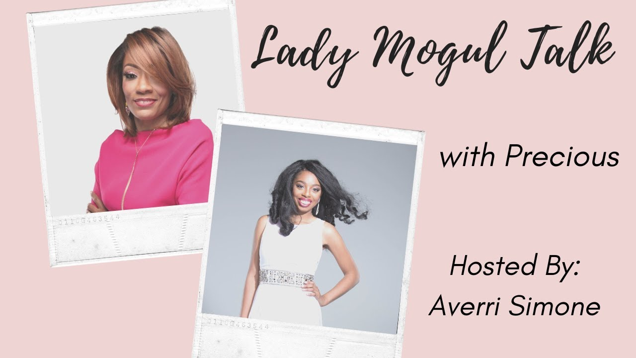 Lady Mogul Talk Live with Precious Stevens