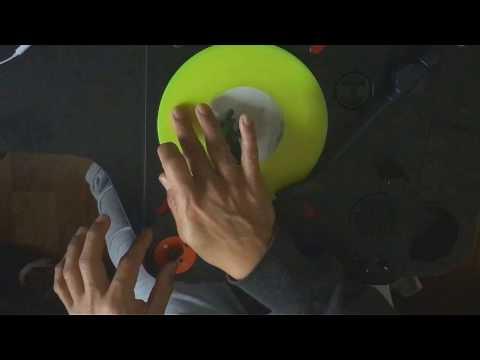 Dj Paul Sabong Scratching on Planet Rock by Afrika Bambaataa, Baby Super Seal 2, Numark PT01 Scratch
