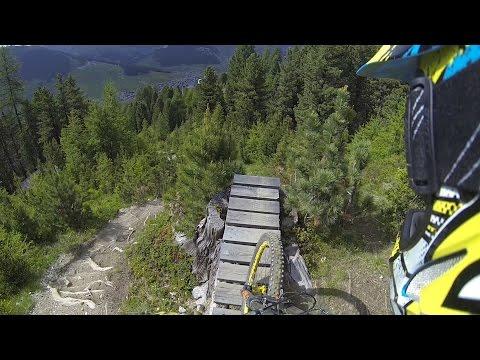 Bikepark Livigno/Mottolino - Jump Area,North Shore Area,Flow line,First Ever,Panet