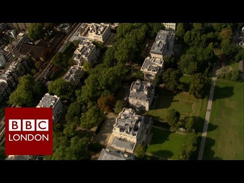 Secretly owned properties - BBC London News