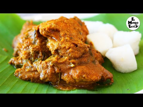 Malaysian Chicken Rendang | El Mundo Eats recipe #64