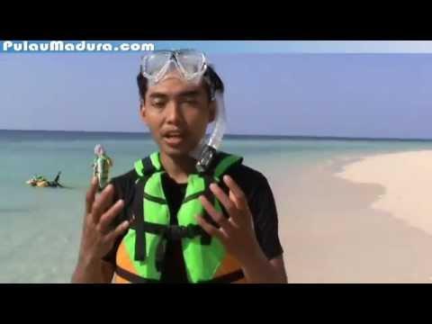 Reportase Snorkling di Pulau Gili Labak Sumenep Madura