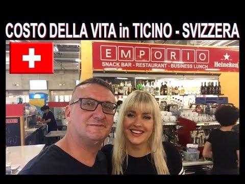 Quanto costa la vita in Ticino-Svizzera ?