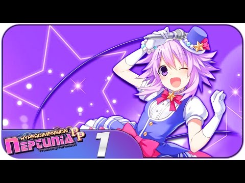 Hyperdimension Neptunia: Producing Perfection (PSV, Let's Play) | Nep, I Choose You! | Part 1
