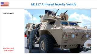 Pindad Komodo vs M1117 Armored Security Vehicle, Armored personnel carriers