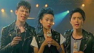 グリコ乳業 カフェオーレ 3つの気分篇. 小島瑠璃子(こじまるりこ)、ウ...