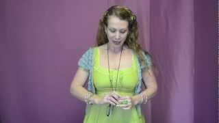 Wearing the Versatile 2 Fer Necklace Style
