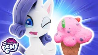 Волшебные приключения с мороженым Шоу Play Doh Сезон 2 странице Play Doh