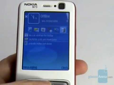 Nokia N73 Review