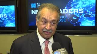 The Hellenic Initiative New Leaders Speaker Series with Andrew Liveris
