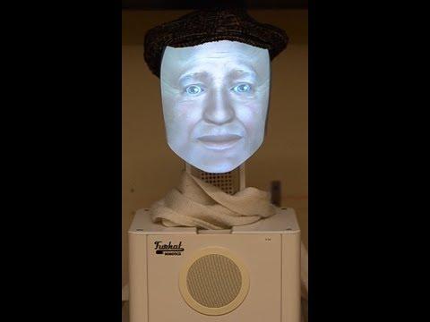 The World's First Alzheimer's Simulating Social Robot