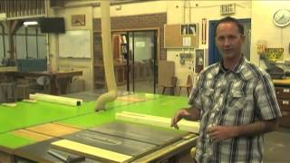 Red Rocks Fine Woodworking Milling Process