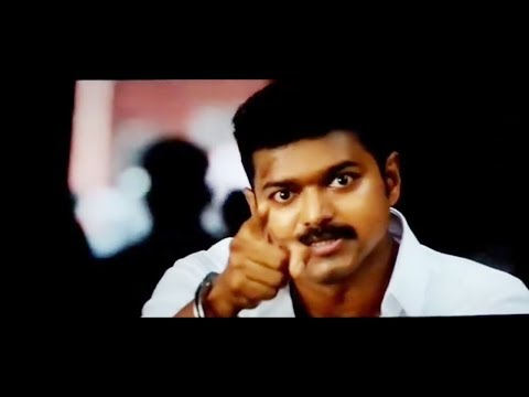 Vijay's Controversial Dialogue From Mersal About GST Issue And Government | Untrimmed Scene