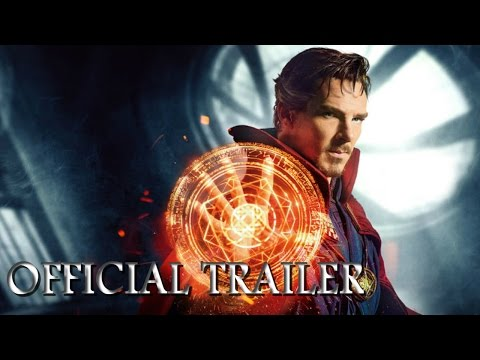 Marvel s Doctor Strange Teaser Trailer