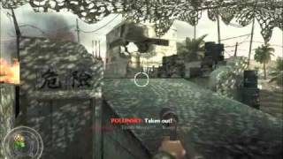 Call of Duty World at War Mission 3 Hard Landing Part 2