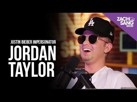 Justin Bieber Impersonator Jordan Taylor aka Almighty J Bizzle