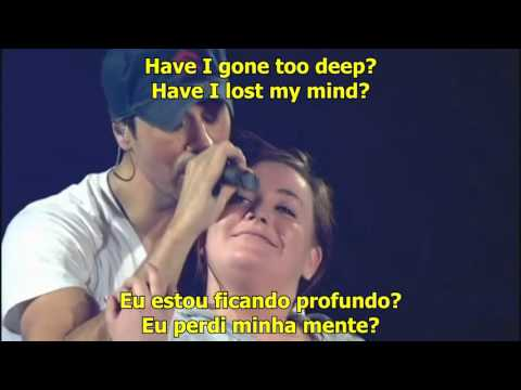 Enrique Iglesias - Hero (Live) (Legendado/Lyrics)