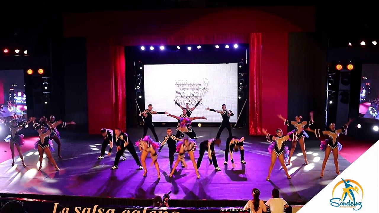 Sondeluz Clasificatorias del Festival Mundialdesalsa Cali 2018