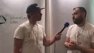 Anthony Lusardi of Ethereum Classic Cooperative - interview Consensus Singapore