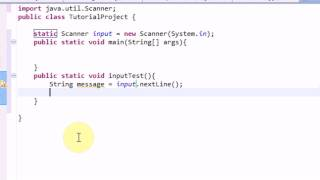 Learning Java: Part 4: Creating custom methods and comparing Strings