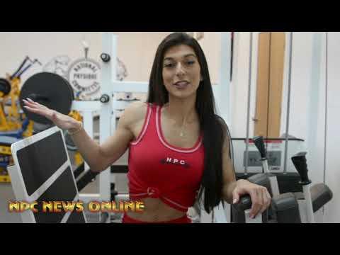 Fitness-Diät für Ganhar Massa