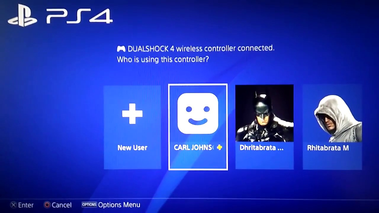 Delete user permanently on PS4 (Delete ps4 account) - YouTube