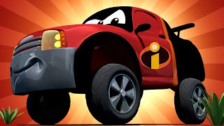 Special The Incredibles - Matt is Mister Incredible (pixar) Tom the Tow Truck