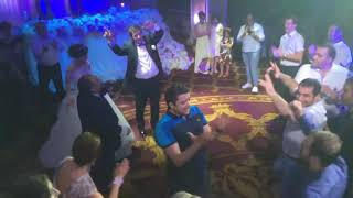 СЮРПРИЗ ДЛЯ ЖЕНИХА И НЕВЕСТЫ!Армянская свадьба.Ведущий - Карен Мкртчян