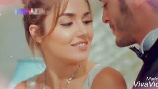 pyar lafzo m kaha ost background music##hayat and murat romantic video
