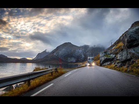 Volvo Trucks - Fighting the elements on winding Norwegian roads - Driver's World (E07)