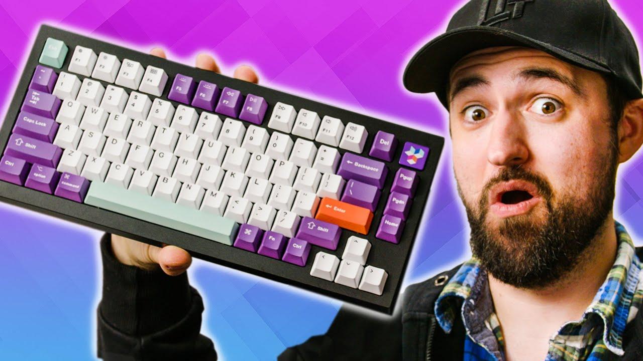 Download Full Custom Keyboard For $150!!! - Keychron Q1