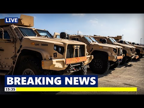 US Army Prepares Soldiers For New Ground Vehicle