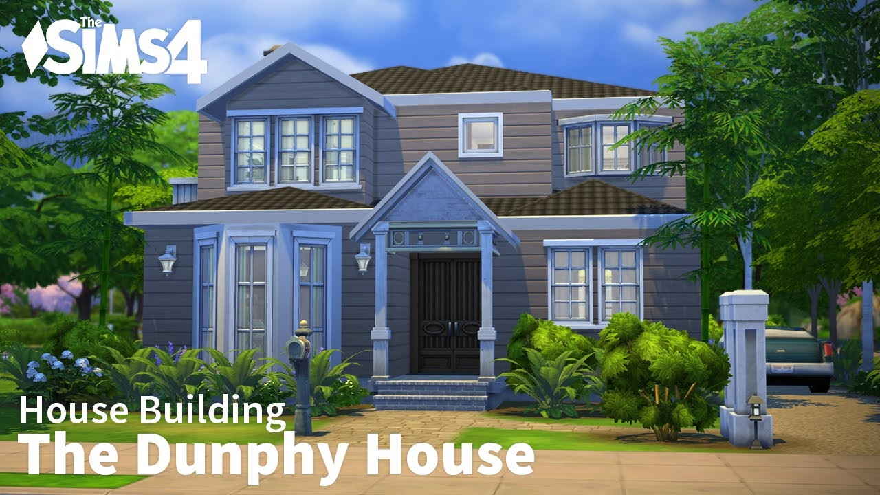 The Sims 4 House Building The Dunphy House YouTube