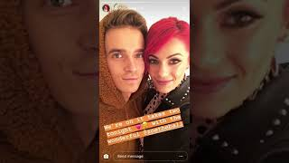 All Instagram Stories ~ Joe and Dianne | PART 9