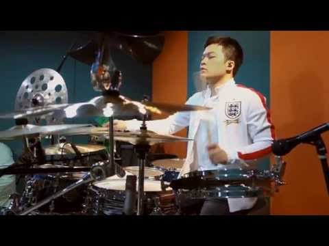Echa Soemantri - Sammy Simorangkir - Takkan Berhenti  (Drum Reinterpretation)