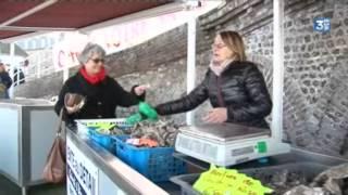 Les huîtres de Veules-les-Roses