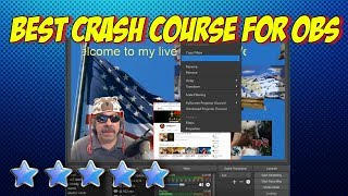 Best OBS Crash Course Tutorial - Master OBS in Minutes