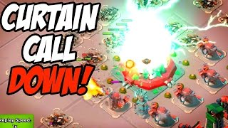 Operation CURTAIN CALL Destroyed! | Boom Beach