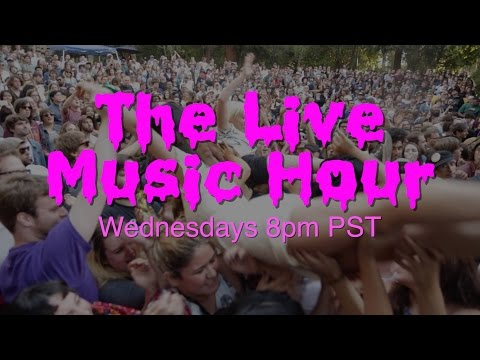 The Live Music Hour 1/21/15