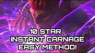 TEKKEN 7 - 10 Star Akuma Easy/Exploit Method! Instant Carnage - Kazuya Vs Akuma Guide thumbnail
