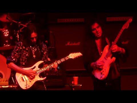 """""""Bohemian Rhapsody"""" Steve Vai & Malmsteen & Zakk Wylde@Sands Bethlehem, PA 11/27/18"""