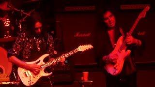 """""""Bohemian Rhapsody"""" Steve Vai & Malmsteen & Zakk Wylde@Sands..."""