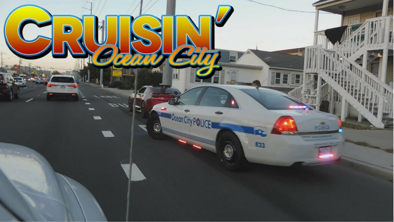 Cruisin Ocean City >> Cruisin Ocean City 2017 Cops Fast Cars More Youtube