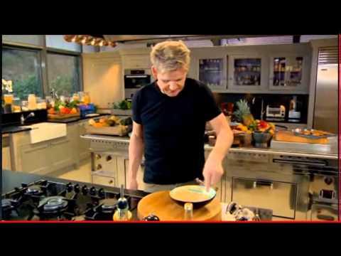 Big Caesar Salad With Peanut Butter & Jam Cookies Recipe