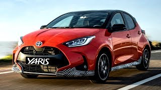 2020 Toyota YARIS Hatchback - Interior Exterior and Drive