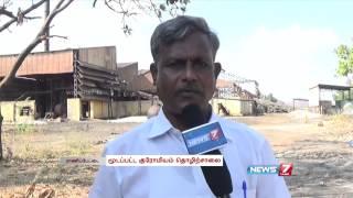 Chromium-bearing waste polluting groundwater and Pallaru in Ranipet