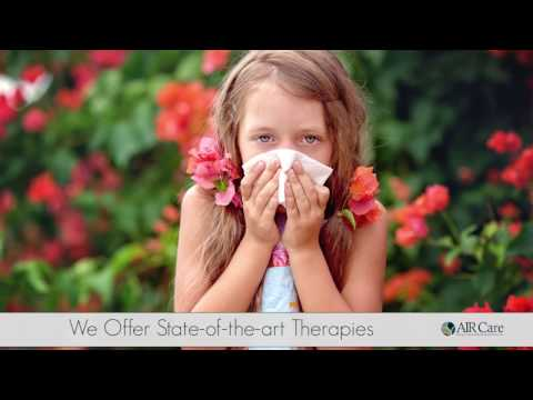 Air Care – Pollen Allergy Relief Plano TX – Allergies Therapy (972) 473-7544