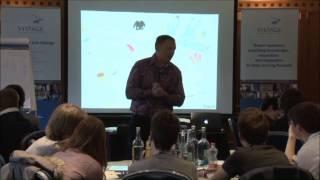 David Thomas - The Motivation Speaker - Mind Mapping